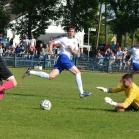 Błonianka 2 - 0 UMKS Piaseczno. Foto Zdzisław Lecewicz.