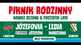 Przegrana z Oldboyami Legii Warszawa