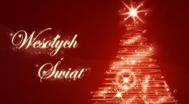 Wesołych Świąt i Szczęśliwego Nowego Roku 2015.