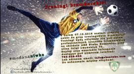 Treningi Bramkarskie