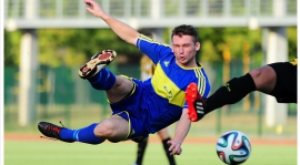 Stal Brzeg - MKS Gogolin 1-0