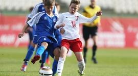 Debiut Pawła Kruszelnickiego w reprezentacji Polski U-12