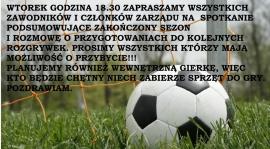 SPOTKANIE + GIERKA!!!