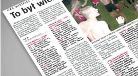 Gazeta Olsztyńska o meczu z Pisą