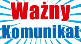 Komunikat KS Błonianka dot. organizacji meczów IV ligi na stadionie miejskim przy ul. Legionów 3a