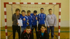 III Miejsce Juniorów Młodszych w Dukla Mosir Cup