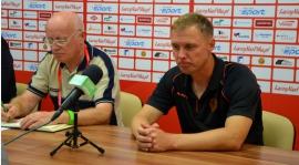 Klątwa przełamana - trener Ireneusz Mamrot po meczu z MKS-em