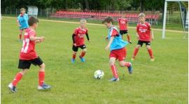 Wyniki meczów I Charytatywnego Turnieju Piłki Nożnej.