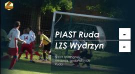 Zapowiedź: Piast Ruda - LZS Wydrzyn