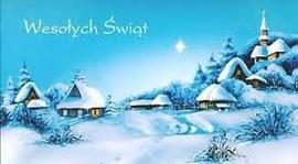Wesołych Świąt i Szczęśliwego Nowego 2015 roku