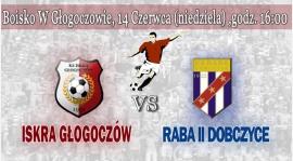 21 kolejka: Iskra Głg vs. Raba II D-ce