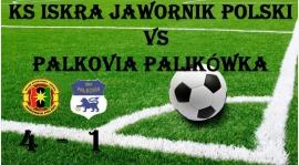 Iskra - Palikówka 4-1 (2-1)
