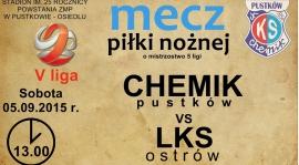 Chemik - LKS Ostrów