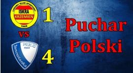 Koniec przygody w Pucharze Polski