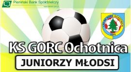 W najbliższą niedzielę Juniorzy Młodsi Gorc Ochotnica zagrają na II Halowym Turnieju im. Stanisława Korczyka.