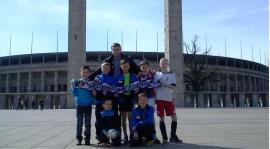 Chłopcy z Ilanki na testach w Hercie Berlin