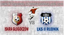 13 kolejka: Iskra Głg vs. LKS II Rudnik