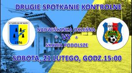 W sobotę sparing z Skawą Podolsze