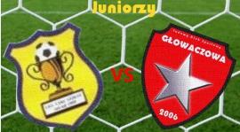 Juniorzy również pierwszy mecz w Łękach.
