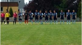 Skrót z meczu Gwarek Zabrze - Gwiazda Skrzyszów 0:2