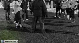 Sparing  drużyny  seniorów  klubu  MKS  Orkan  Rumia