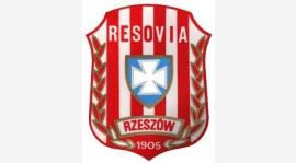 Resovia WINTER CUP 2014/2015 / Sparing z Szarotką