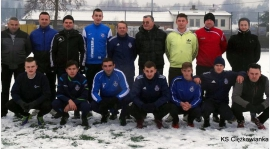 Mecz noworoczny 2015