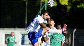 MKS - Olimpia: Zdjęcia z meczu
