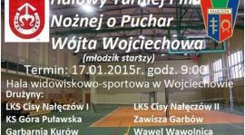 Młodzicy: Powalczą o puchar Wójta Wojciechowa.