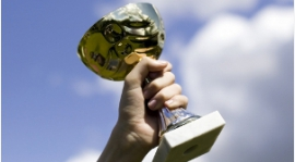 Zwycięstwo Floriana w II Turnieju o Puchar Burmistrza Gminy Rymanów w piłce halowej