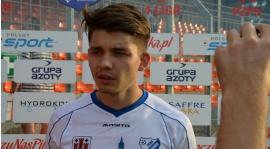 Szkoda niewykorzystanych sytuacji - Mateusz Arian po meczu z Chrobrym