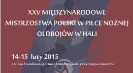 Gwarek wystąpi w Mistrzostwach Polski Oldbojów w piłce nożnej na hali.