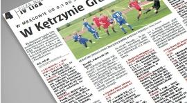 Gazeta Olsztyńska o meczu z Warmią