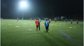 Drugi mecz kontrolny - ISKRA 3 : 2 Orzeł Nowa Wieś