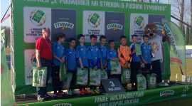3 Miejsce - Finał Pucharu Tymbarku U12