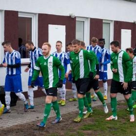 IV liga: LKS Ślesin - Polonia Kępno 1:1 (fot. Henryk Zajfert)