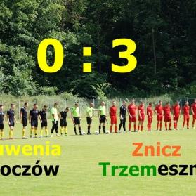 Juwenia Boczów - Znicz Trzemeszno