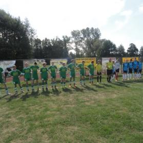 Junior Młodszy rezegrałl mecz ligowy z Kasztelania Brudzew przegrywając 4:2
