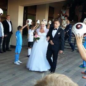 Ślub Dawida Płocharskiego
