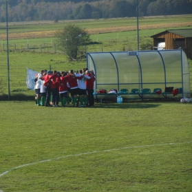2014-10-19 Sierakowice - Łącza 1:0
