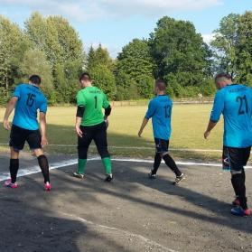 Granica Bezledy 0:4(0:1) Mazur Pisz fot.Mazur