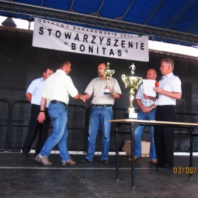 """Puchar Stowarzyszenia """"Bonitas"""" 2014"""