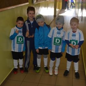 Argentyna czyli Bambini na turnieju Deichmanna