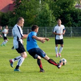24 Kolejka Podhalańskiej A Klasy: KS Gorc - Granit Czarna Góra - 2:1 (1:0)