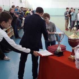 Turniej juniorów i trampkarzy 03.01.2015