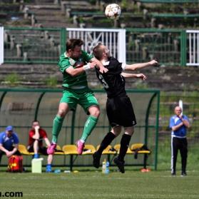 Szombierki Bytom-LKS Czaniec 03.05.2015r.