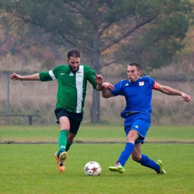 IV liga: LKS Ślesin - Polonia Leszno 3:0 (fot. Henryk Zajfert)