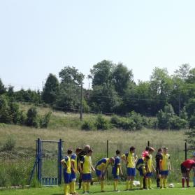 Juniorzy : LKS Bulowice - LKS Piotrowice