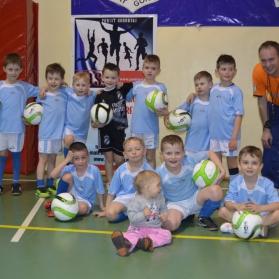 Mecz towarzyski Korona Wschowa - FC Góra w kat. Bambini