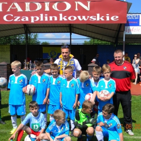 Turniej Nadstal Cup 2014